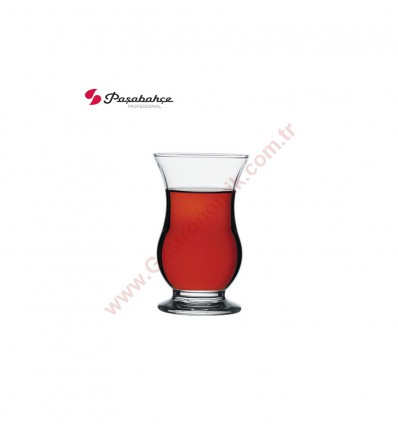 Paşabahçe 42351 Pera Tablalı Çay Bardağı