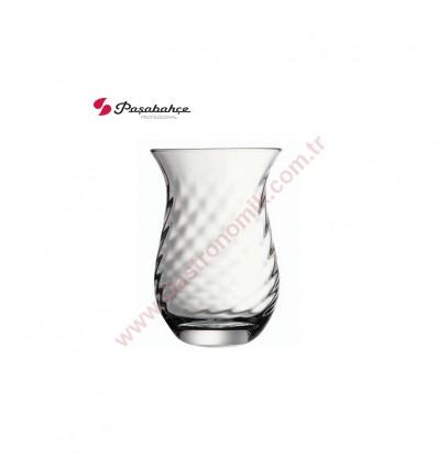 Paşabahçe 42371 Galata Optikli Çay Bardağı
