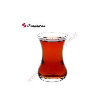 Paşabahçe 42401 İnce Belli Çay Bardağı