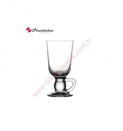 Paşabahçe 44109 Irish Coffee Kulplu Kahve Bardağı