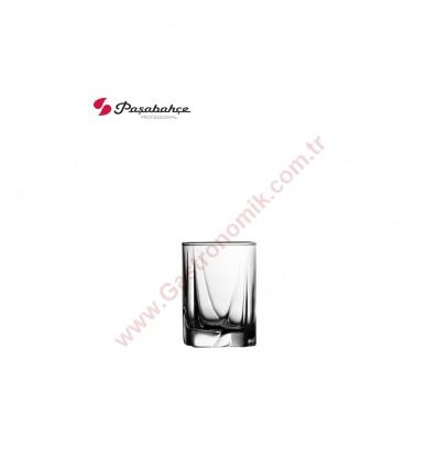 Paşabahçe 420023 Luna Kahve Yanı Su Bardağı