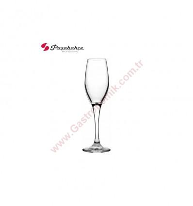 Paşabahçe 440041 Maldive Flüt Şampanya Kadehi