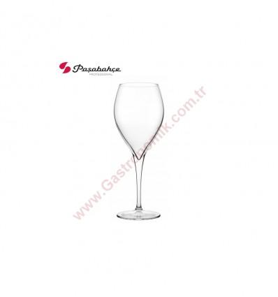 Paşabahçe 440109 Monte Carlo Bordo Kırmızı Şarap Kadehi