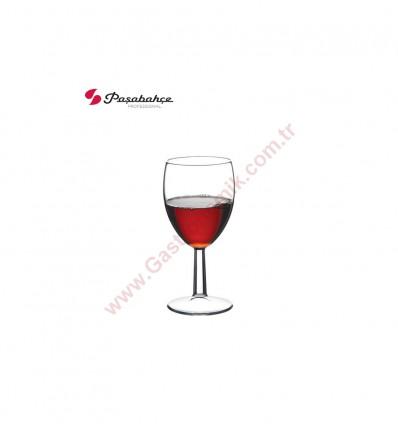 Paşabahçe 44655 Saxon Kırmızı Şarap Bardağı