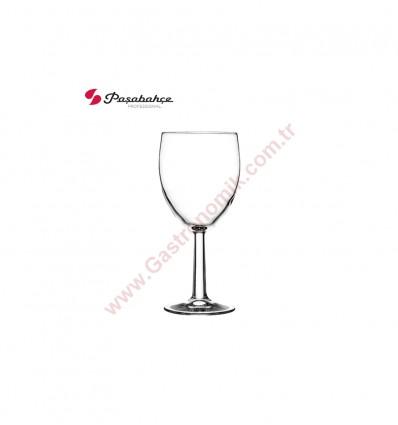 Paşabahçe 44685 Saxon Kırmızı Şarap Kadehi