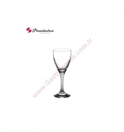 Paşabahçe 44362 Twist Beyaz Şarap Kadehi