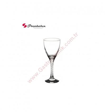 Paşabahçe 44372 Twist Kırmızı Şarap Kadehi