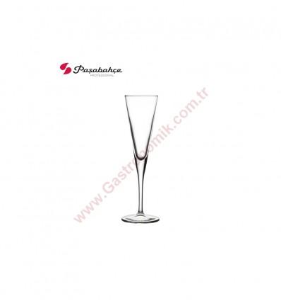 Paşabahçe 44305 V-Line Flüt Şampanya Kadehi