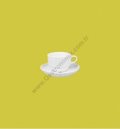 Ent Çay - Nescafe Fincanı Tabaklı