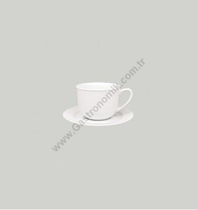 Delta Çay Fincanı Tabaklı