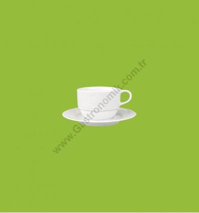 Karizma Çay - Nescafe Fincanı Tabaklı
