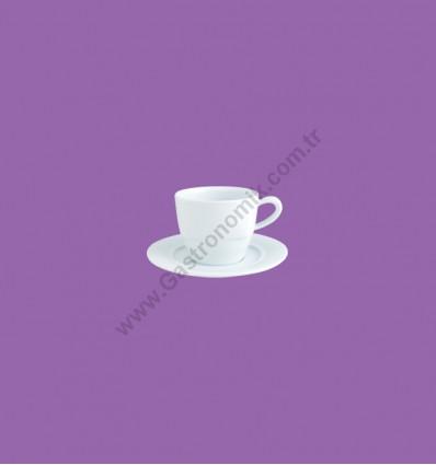 Floransa Çay - Nescafe Fincanı, Tabaklı