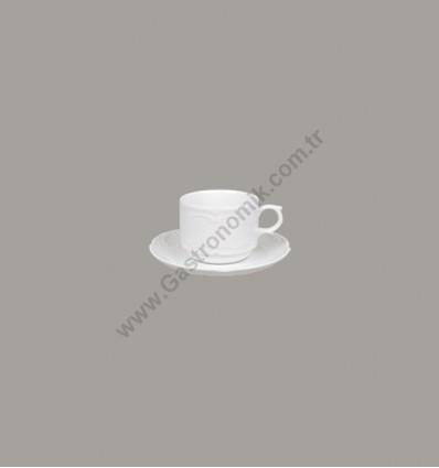 Flora Çay, Nescafe Fincanı Tabaklı