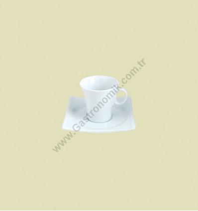 Hong Kong Çay Fincanı, Tabaklı