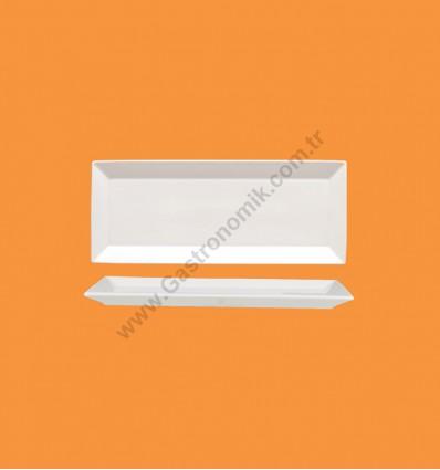 Merid Kayık Tabak - 34 cm
