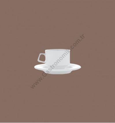 Moskova Çay Fincanı Tabaklı