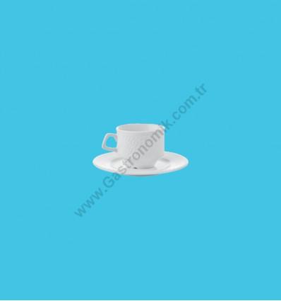 Panama Çay Fincanı Tabaklı