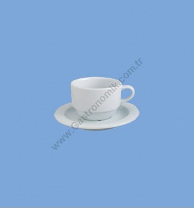 Rio Kahve Fincanı Tabaklı